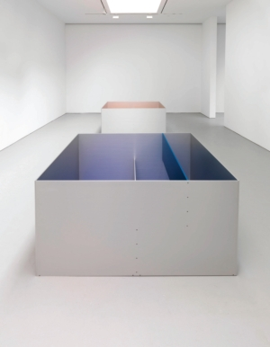 Proven Rejoicing in Aluminum Design: The Donald Judd Boxes at David Zwirner Gallery