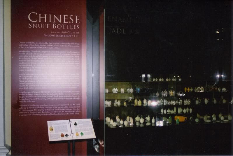 Snuff Bottles – China's Historical Art and Culture