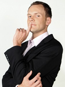 Joel McHale culture at the Moore