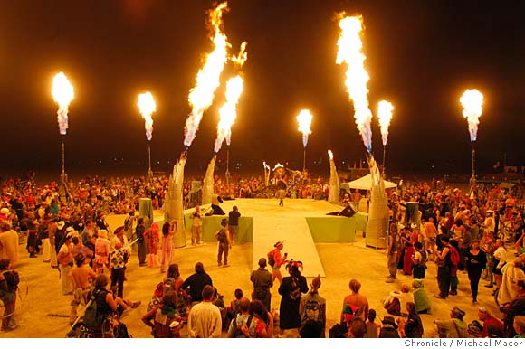 The Burning Man – Take 2 Culture