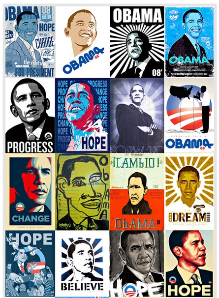 obama art collection
