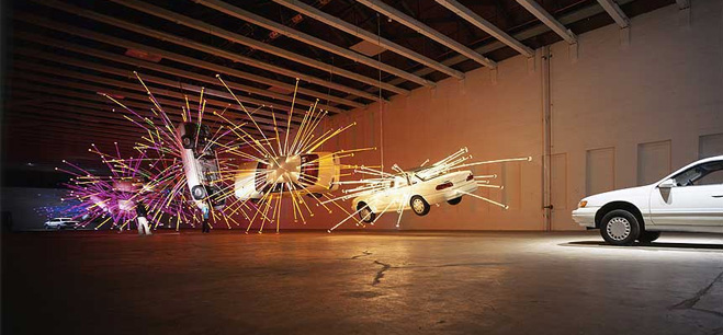 Repeating Explosions : Cai Guo-Qiang Amazing Art