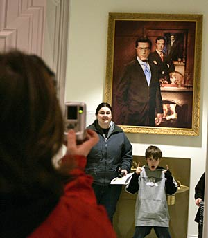 Colbert at the Smithsonian